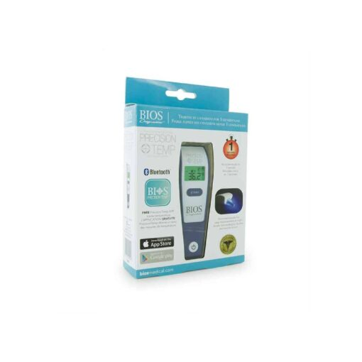 Bios Percision Temp Bluetooth Ear Thermometer