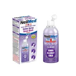 Neil Med Nasa Mist Multi Purpose Saline Spray All in One