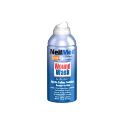 Neil Med Neil cleanse Wound Wash Sterile saline