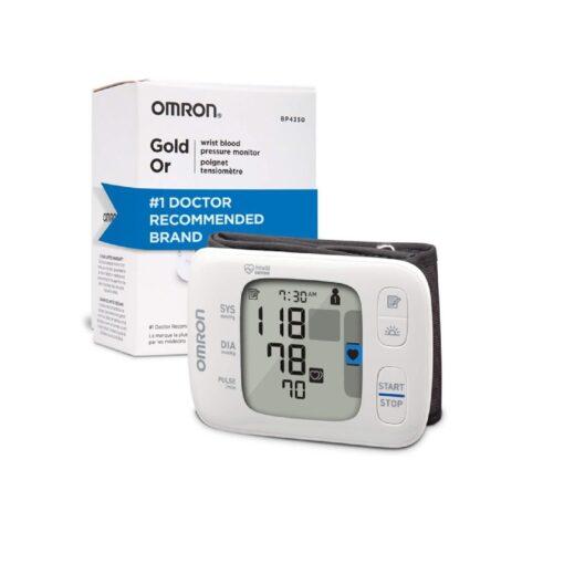 Omron Blood Pressure monitor wrist