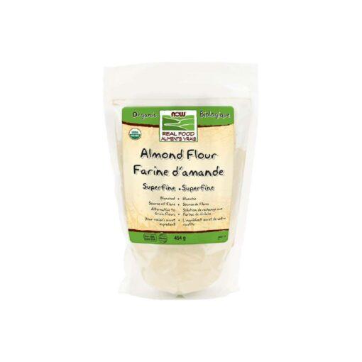 Super Fine Almond Flour Now Foods